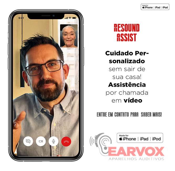 Aparelho Auditivo em Santos Earvox Gn Resound
