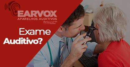 Exame Auditivo Grátis